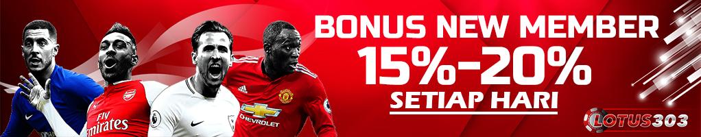 Bonus Judi Bola dan Casino Online
